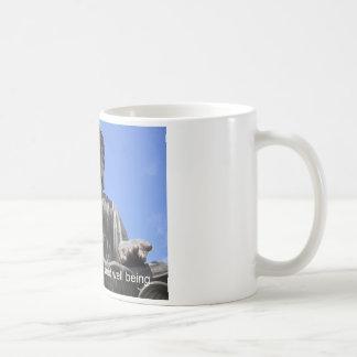 Buddha - Good fortune, luck and wellbeing Coffee Mug