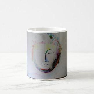 Buddha (gouache) coffee mug