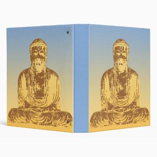 Buddha Graphic Binder