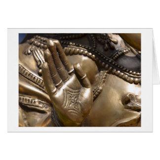 Buddha Hand ~ Thai Temple Photograph Cards