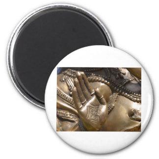 Buddha Hand ~ Thai Temple Photograph Refrigerator Magnets
