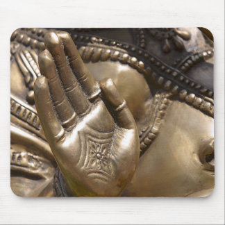 Buddha Hand ~ Thai Temple Photograph Mouse Pads
