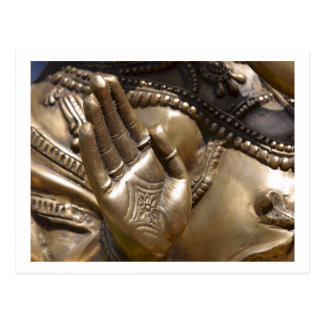 Buddha Hand ~ Thai Temple Photograph Post Cards