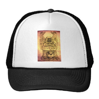 Buddha Trucker Hats