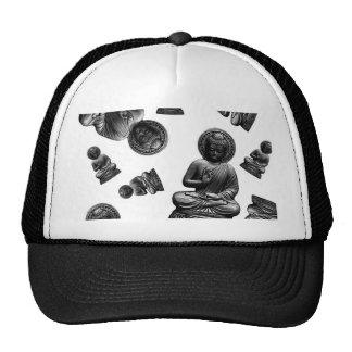 Buddha Mesh Hats