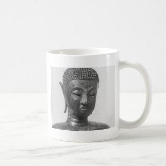 Buddha Head - 15th century - Thailand Coffee Mug