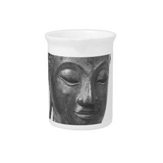 Buddha Head - 15th century - Thailand Drink Pitcher