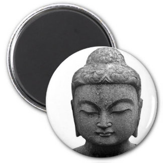 Buddha Head - 15th century - Thailand Magnet