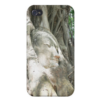 Buddha Head iPhone 4 Cover