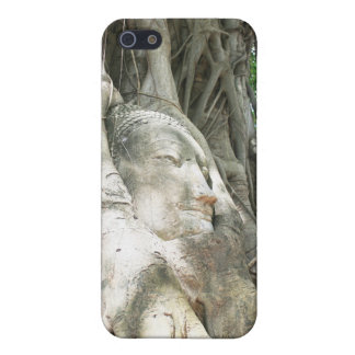 Buddha Head iPhone SE/5/5s Cover