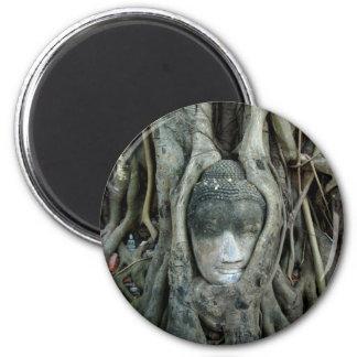 Buddha Head Magnet