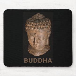 Buddha Head Mousepads