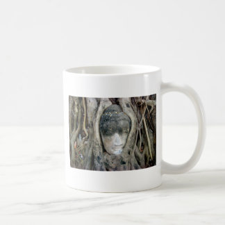 Buddha Head Coffee Mugs