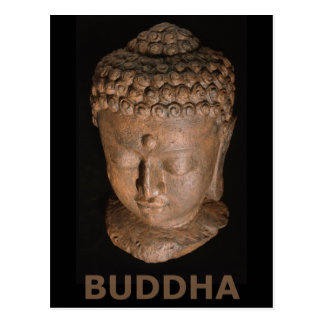 Buddha Head Post Cards