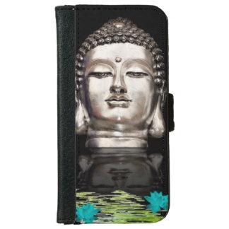Buddha Head Statue iPhone 6/6s Wallet Case