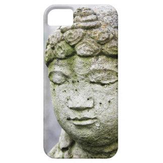 Buddha head statue iPhone SE/5/5s case