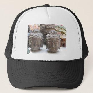 Buddha Heads Trucker Hat