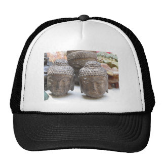 Buddha Heads Trucker Hat