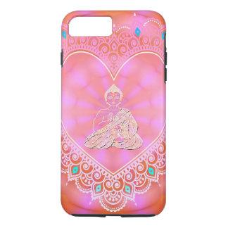 Buddha Icon (Uplifting & Energetic) iPhone 8 Plus/7 Plus Case