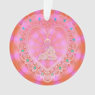Buddha Icon (Uplifting & Energetic) Ornament