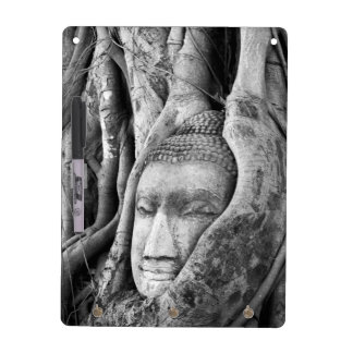 Buddha in a Tree Dry Erase Board