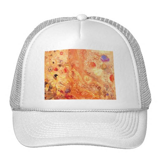Buddha in His by Redon Trucker Hat