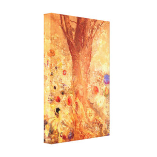 Buddha in His Youth by Redon Gallery Wrapped Canvas