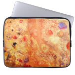 Buddha in His Youth by Redon Laptop Sleeves
