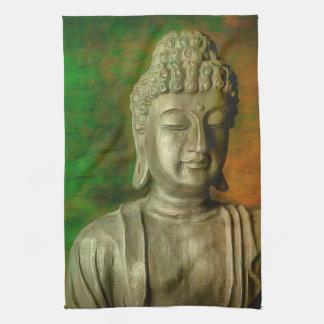 Buddha in Meditation Kitchen Towel