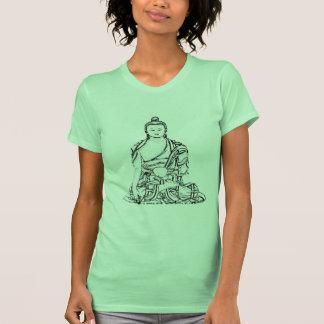 Buddha in Meditation Tees