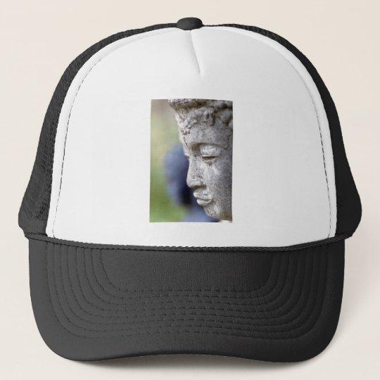 Buddha in Profile Trucker Hat