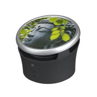 Buddha in Senso-ji Temple Garden Bluetooth Speaker