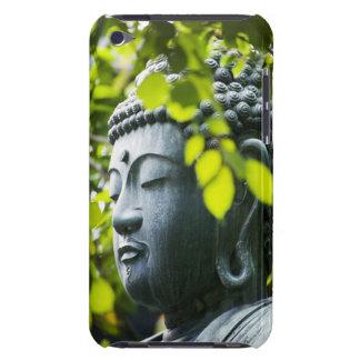 Buddha in Senso-ji Temple Garden Case-Mate iPod Touch Case