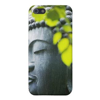 Buddha in Senso-ji Temple Garden Cover For iPhone SE/5/5s