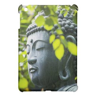 Buddha in Senso-ji Temple Garden Cover For The iPad Mini