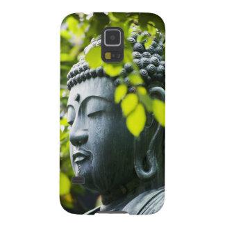 Buddha in Senso-ji Temple Garden Galaxy S5 Case