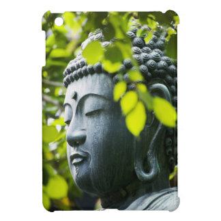 Buddha in Senso-ji Temple Garden iPad Mini Case