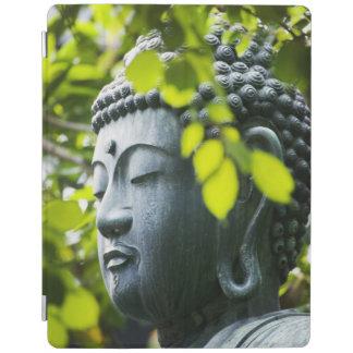 Buddha in Senso-ji Temple Garden iPad Smart Cover