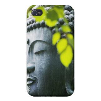 Buddha in Senso-ji Temple Garden iPhone 4 Cover