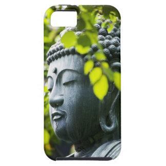 Buddha in Senso-ji Temple Garden iPhone SE/5/5s Case