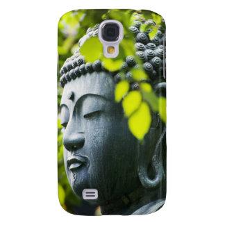 Buddha in Senso-ji Temple Garden Samsung S4 Case