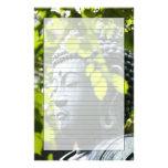 Buddha in Senso-ji Temple Garden Stationery