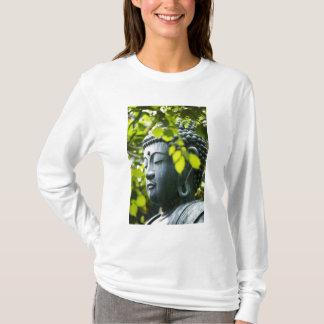 Buddha in Senso-ji Temple Garden T-Shirt