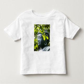 Buddha in Senso-ji Temple Garden Toddler T-shirt