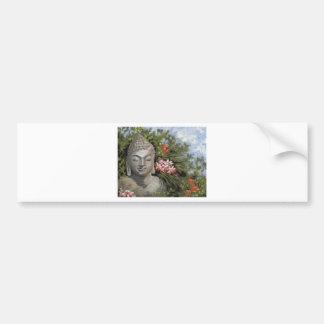 Buddha in the Jungle Bumper Sticker