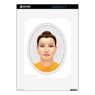 Buddha iPad 2 Decal