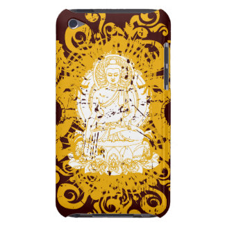 Buddha ipod Touch Barely There Case