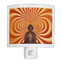 Buddha Kaleidoscope Night Light