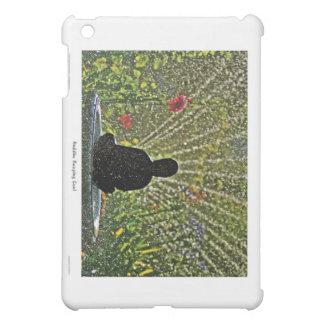 Buddha Keeping Cool iPad cover
