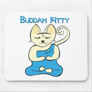 Buddha Kitty Mouse Mats